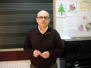Bienvenida Conservatorio Herrera
